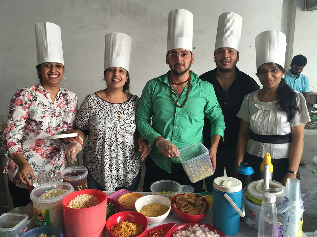 Chaat Street Participants
