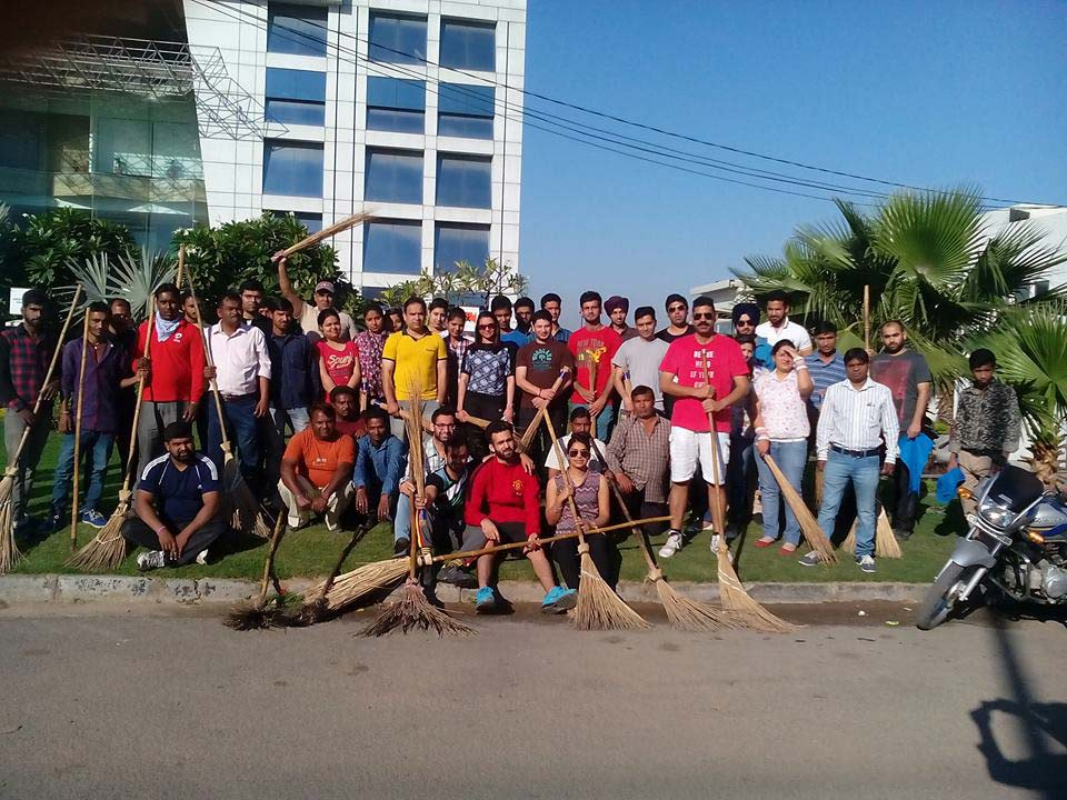 Swacch IT Park Abhiyan