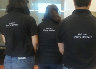 Life At Netsmartz -Tshirt